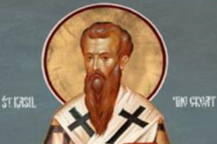 About Saint Basil the Great